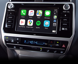 Mini Cooper CarPlay