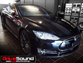 Tesla Audio Upgrade